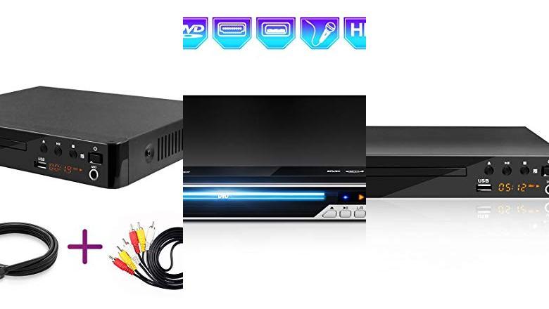 REPRODUCTOR DVD PARA TV