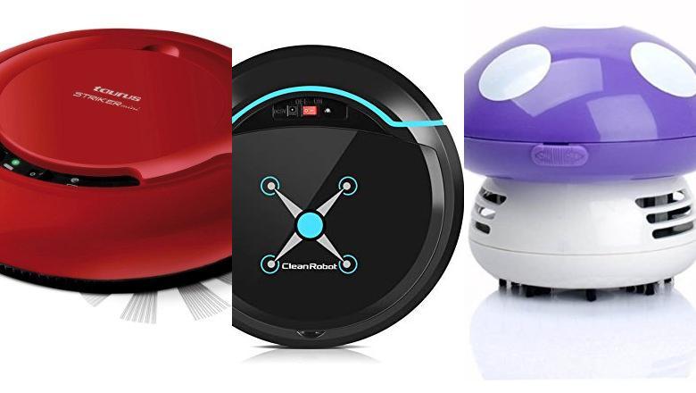 ROBOTS ASPIRADORES MINI