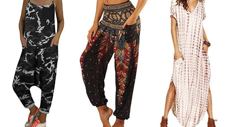 ROPA HIPPIES MUJER
