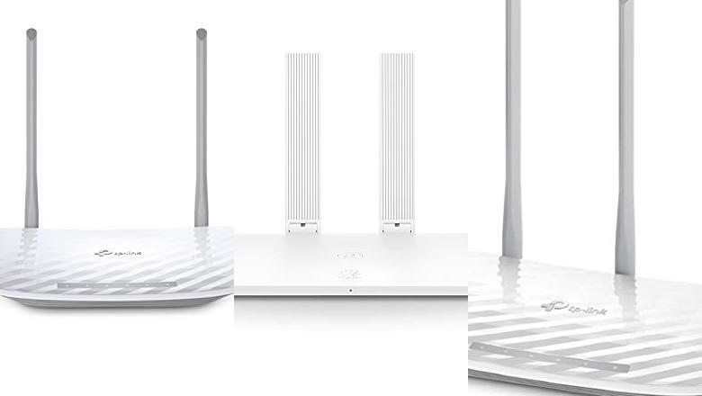ROUTER BLANCO