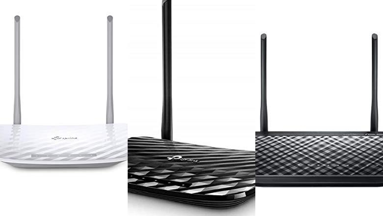 ROUTER DOBLE BANDA