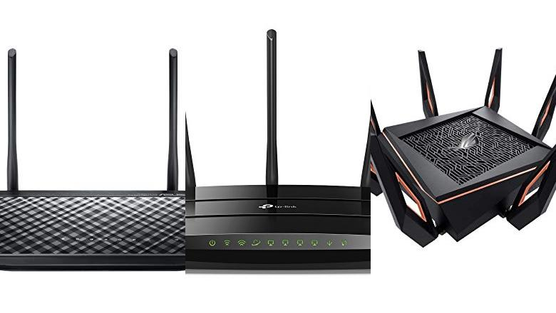 ROUTERS FTTH