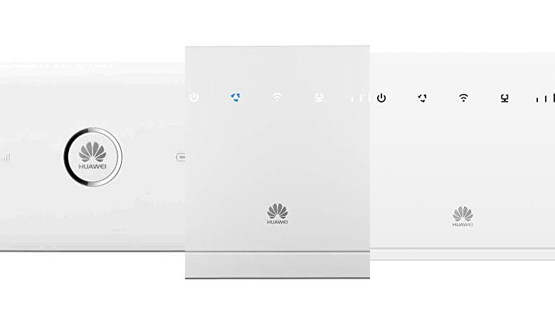 ROUTERS HUAWEI