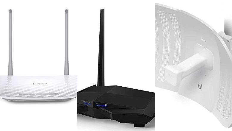 ROUTERS LARGO ALCANCE