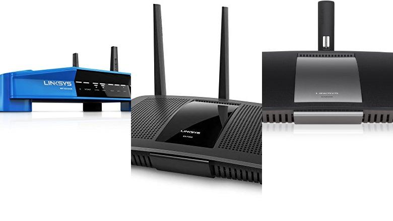 ROUTERS LINKSYS