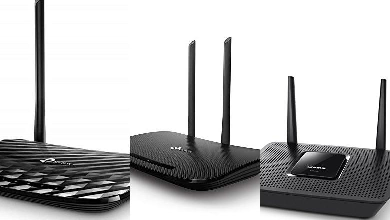 ROUTER MIMO