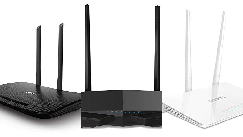 ROUTERS REPETIDOR