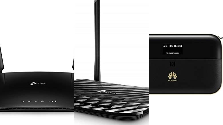 ROUTERS CON TELEFONO