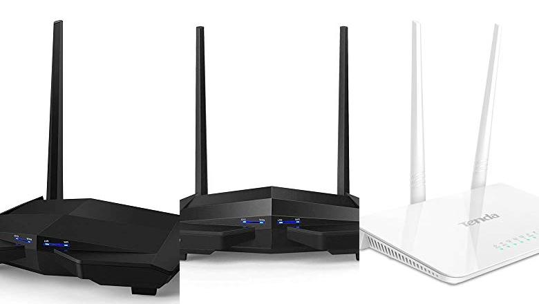 ROUTERS TENDA