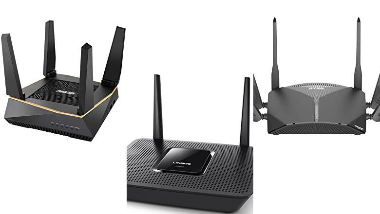 ROUTERS TRIBANDA