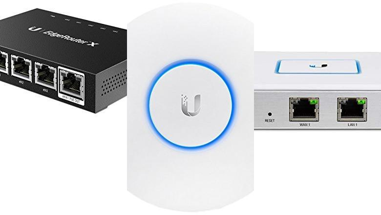 ROUTERS UBIQUITI