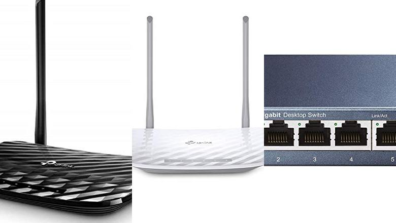 ROUTERS WIFI 1GB