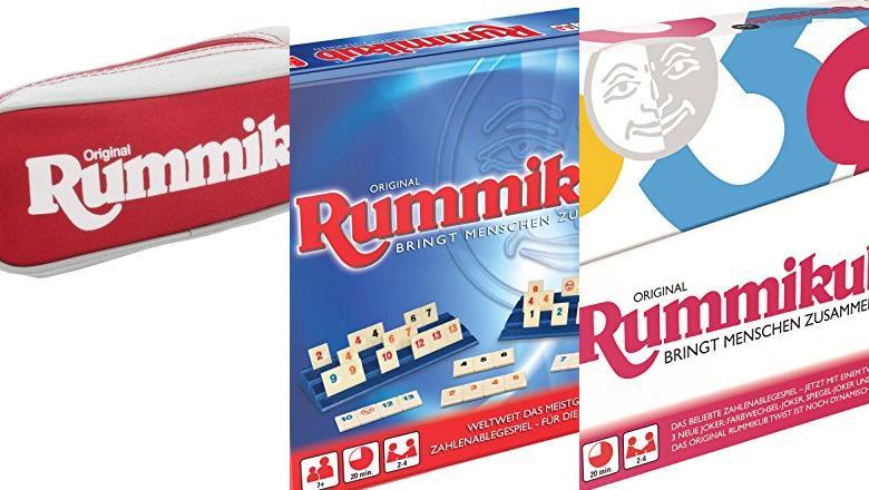 RUMMIKUB 7 AÑOS