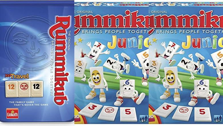 RUMMIKUB INFANTIL