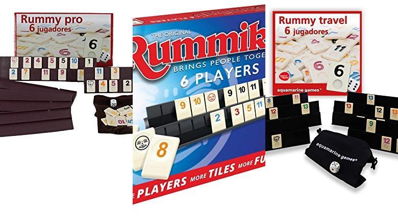 RUMMIKUB PRO 6 JUGADORES