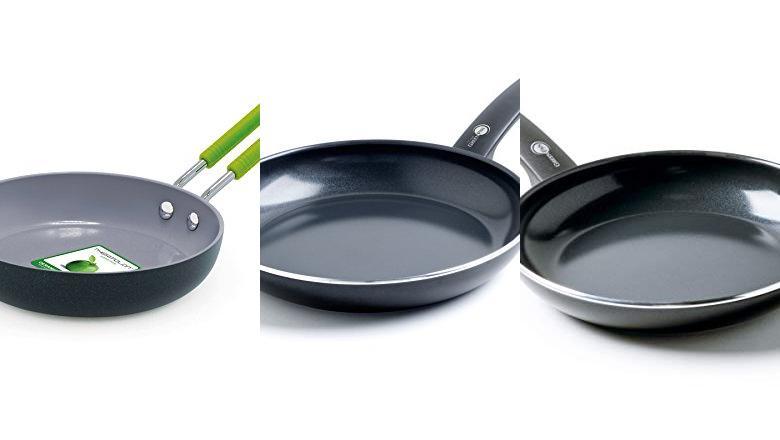 SARTENES GREEN PAN