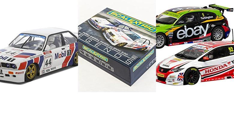SCALEXTRIC BMW