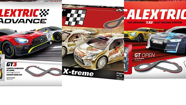 SCALEXTRIC DIGITAL SYSTEM CIRCUITO
