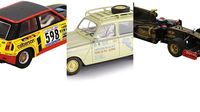 SCALEXTRIC RENAULT