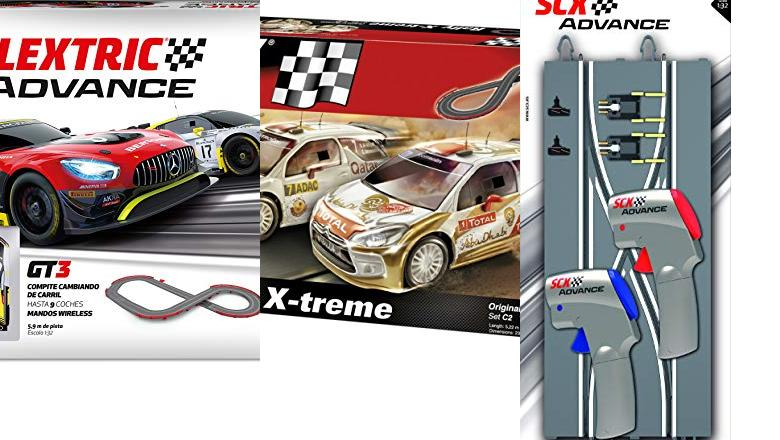 SCALEXTRIC WOS DIGITAL