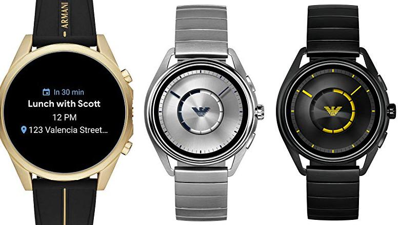 9e0c6fff76ce Comprar Smartwatch Emporio Armani  OFERTAS TOP junio 2019