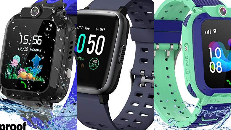 SMARTWATCHES IMPERMEABLE