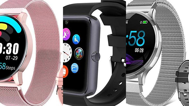 SMARTWATCHES MUJER ANDROID
