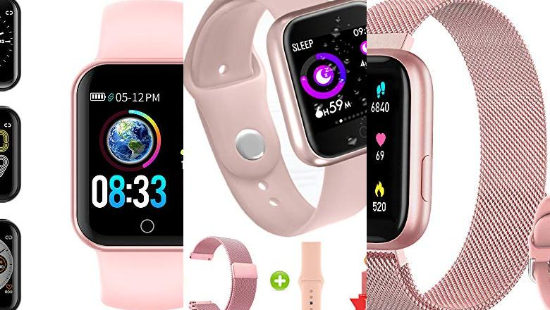 SMARTWATCHES MUJER IOS