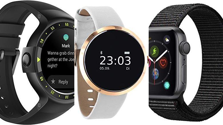 SMARTWATCHES OLED