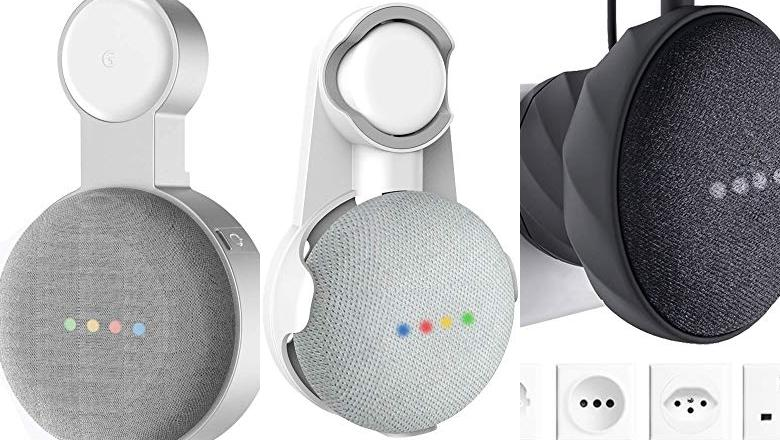 SOPORTE GOOGLE HOME MINI