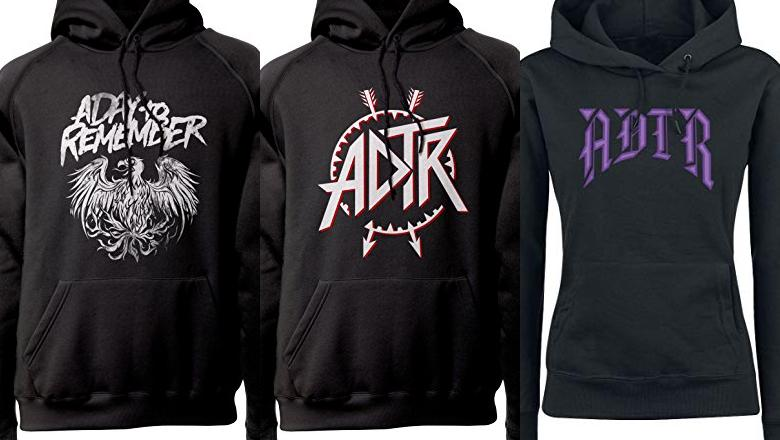 SUDADERAS A DAY TO REMEMBER