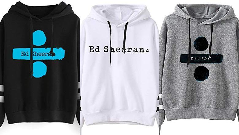SUDADERA ED SHEERAN