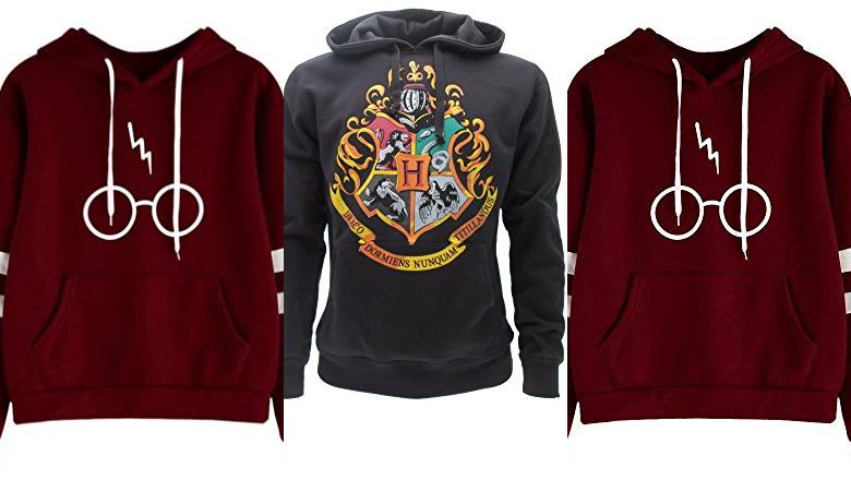 SUDADERA DE HARRY POTTER