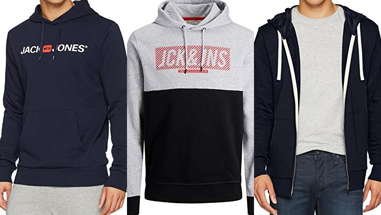 SUDADERAS JACK AND JONES