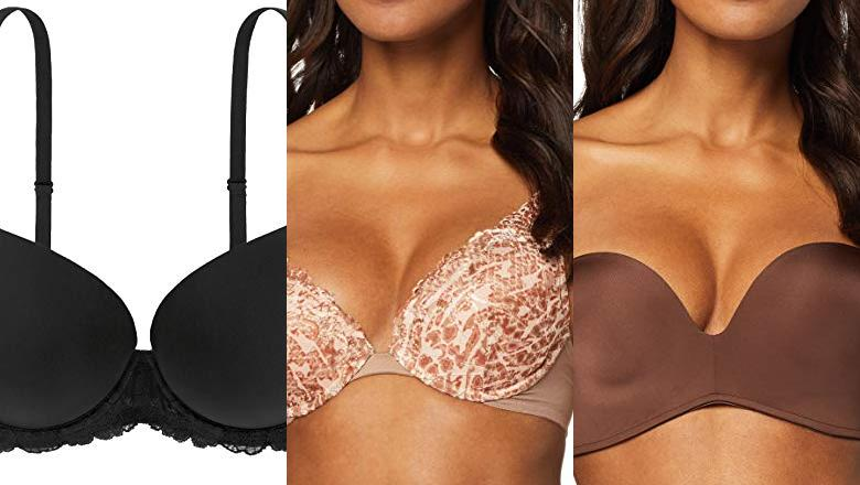 SUJETADORES WONDERBRA PUSH UP