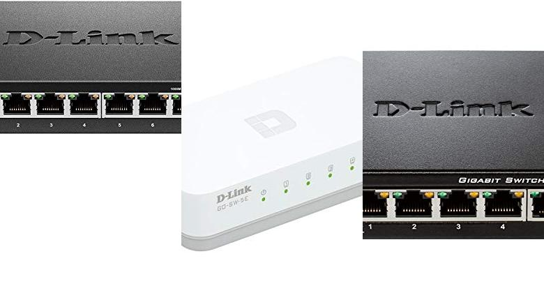 SWITCH DLINK