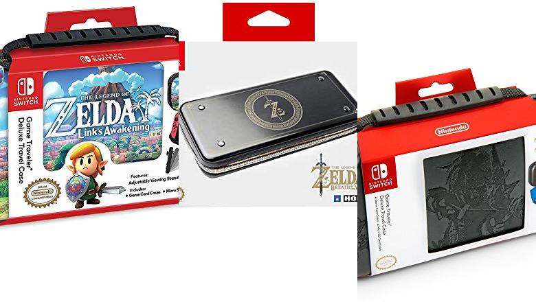 SWITCH FUNDA ZELDA