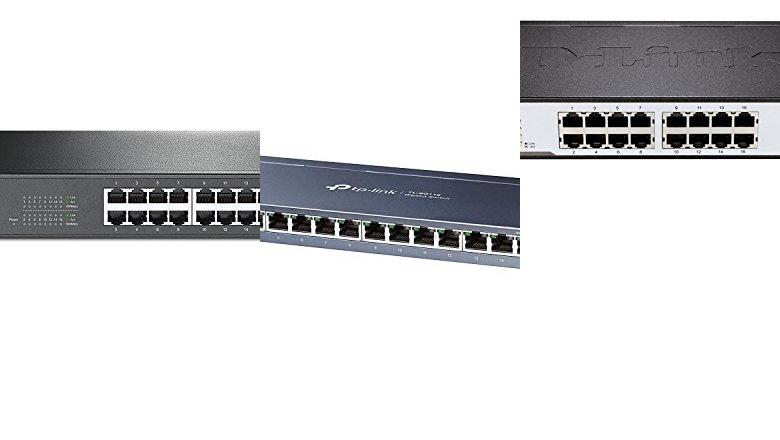 SWITCH GIGABIT 16 PUERTOS