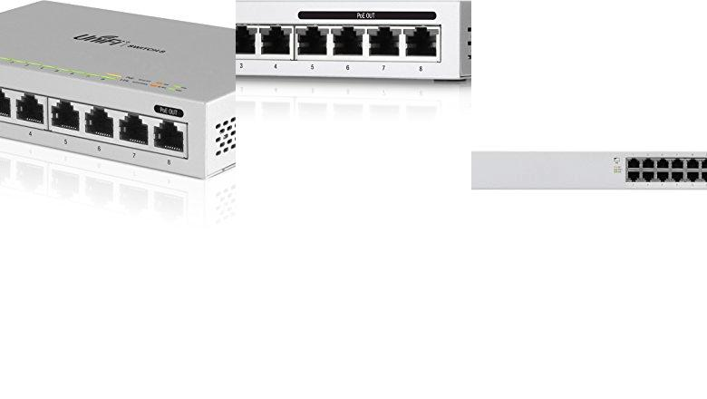 SWITCHES UBIQUITI