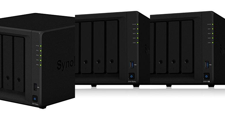 SYNOLOGY 418PLAY