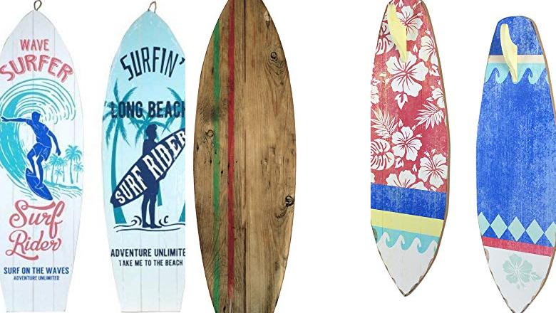 TABLAS SURF DECORACION