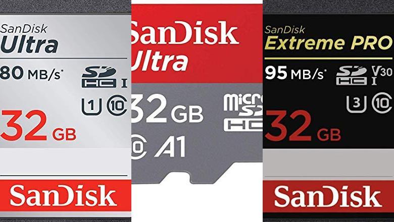 TARJETA 32GB SDHC