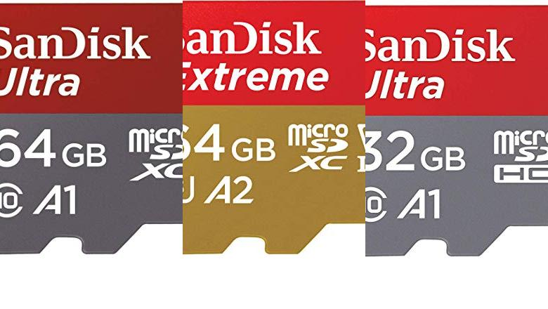 TARJETAS 64 GB CLASE 10