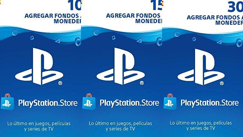 TARJETA PS4