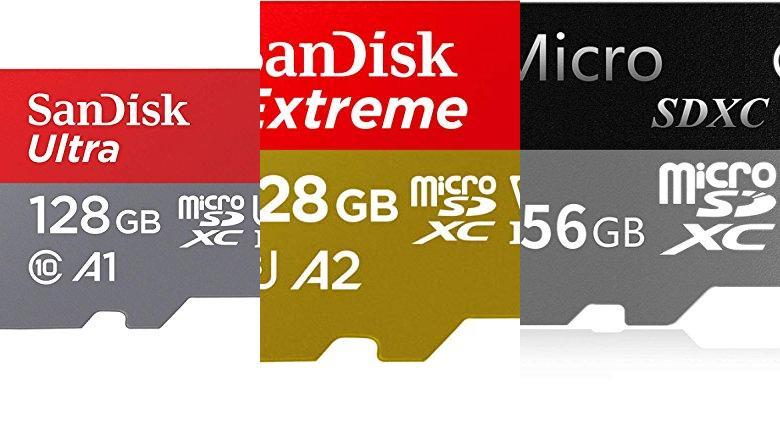 TARJETA SD 128GB