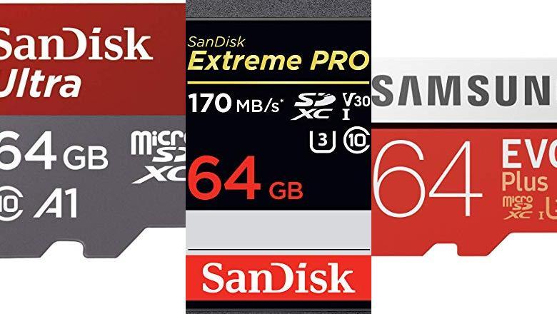 TARJETA SD 64 GB