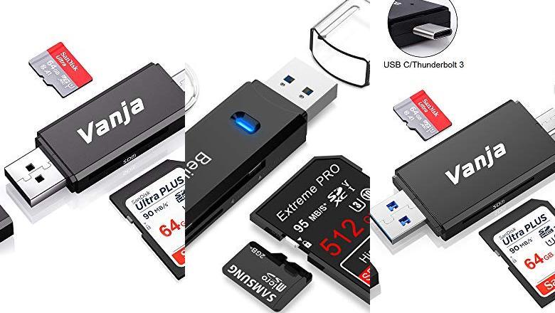 TARJETA USB