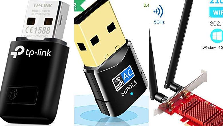 TARJETA WIFI USB