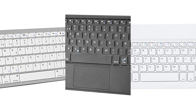 TECLADOS BLUETOOTH PARA TABLET