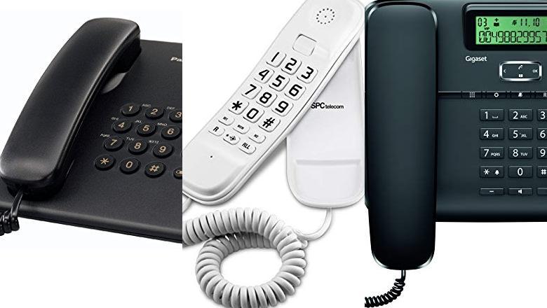 TELÉFONOS ANALÓGICO